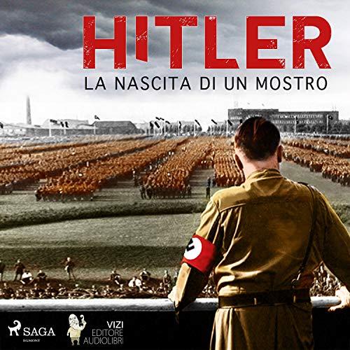 Hitler copertina