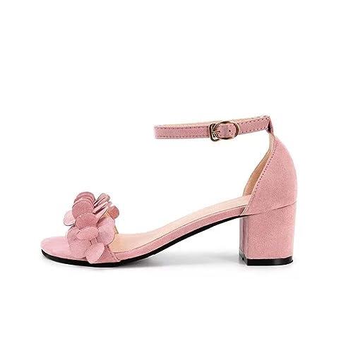 damen sandalen in rosa
