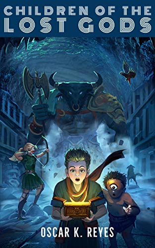 Children of the Lost Gods (Ancient Greek Mythology Retelling Book 1)