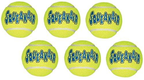 Kong Company Med Tennisball, 6 Stück