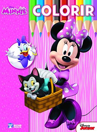 Minnie - Coleção Disney Colorir Grande