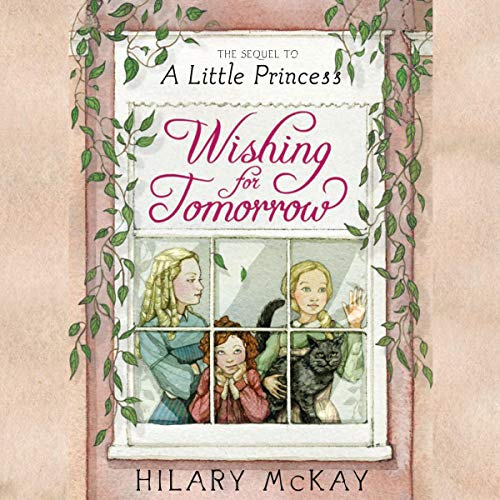 Wishing for Tomorrow audiobook cover art