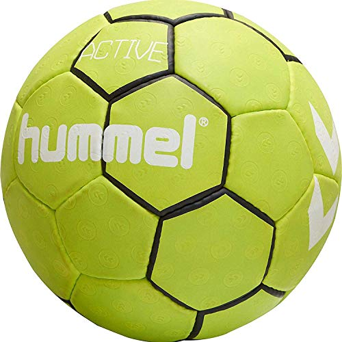 hummel hmlACTIVE Handball, Yellow/Black/Sulphur, 1