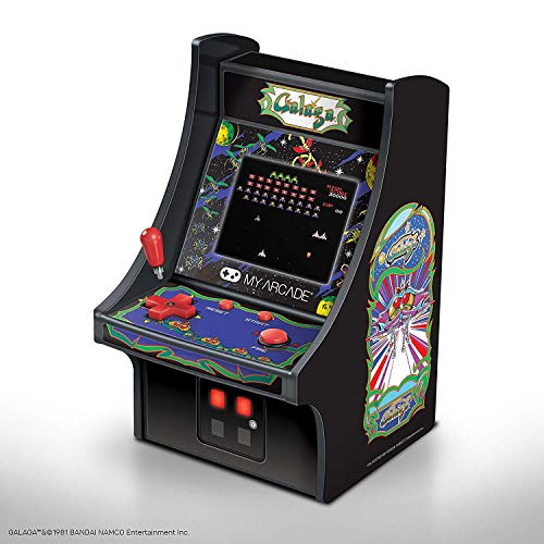 6' Collect. Retro Galaga Micro Player