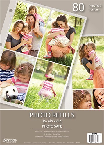 Pinnacle Frames and Accents Thompson 4x6 Memo Photo Refills