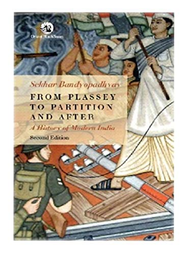 From Plassey to Partition and After