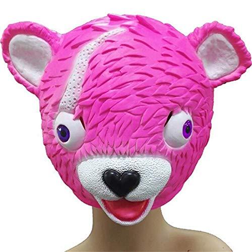 Aisence - Máscara de látex para disfraz de Halloween,...