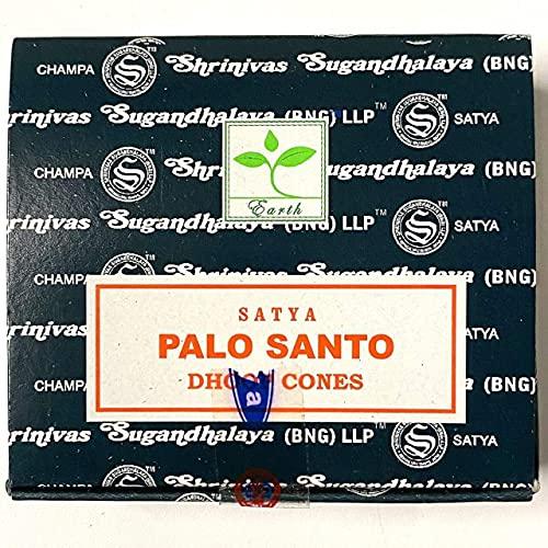 B/12 Satya Palo Santo Dhoop Cones