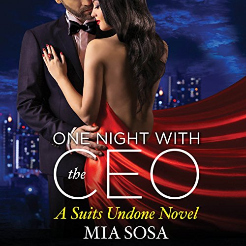 One Night with the CEO audiobook cover art