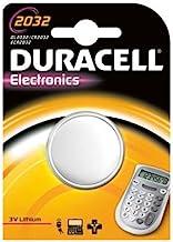 Duracell 2x CR 2032batería de Litio, CR2032, 3&