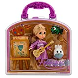 Disney Animators' Collection Rapunzel Mini Doll Play Set - 5'' by Disney