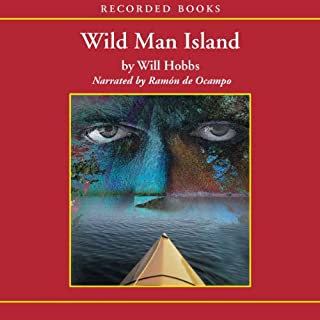 Wild Man Island audiobook cover art