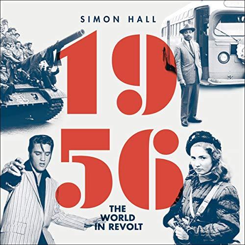 1956 audiobook cover art