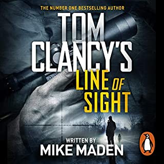 Tom Clancy's Line of Sight                   By:                                                                                                                                 Mike Maden                               Narrated by:                                                                                                                                 Scott Brick                      Length: 12 hrs and 4 mins     79 ratings     Overall 4.5