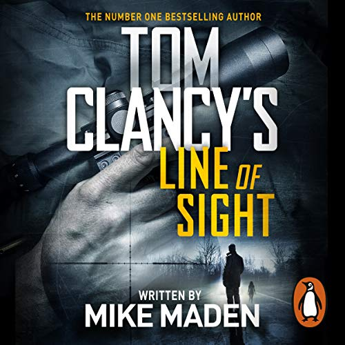 Tom Clancy's Line of Sight audiobook cover art