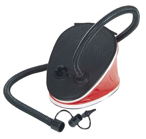 High Peak Simex Sport BB 5000 - Pompa ad Aria per Piede con gonfiatore a Mastice