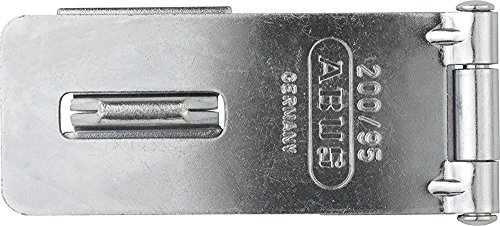 Abus 200/95C/D - Cerniera per lucchetto, 97 x 39 mm