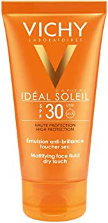 Vichy Ideal Soleil Protector Solar Toque Seco FPS 30, 50 ml