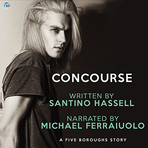 Concourse audiobook cover art