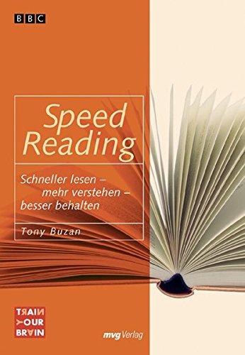 Buzan Tony, Speed-Reading