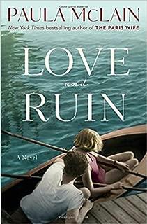 [By Paula McLain ] Love and Ruin: A Novel (Hardcover)【2018】 by Paula McLain (Author) (Hardcover)