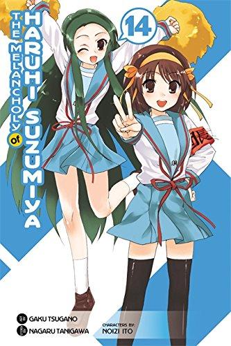 The Melancholy of Haruhi Suzumiya, Vol. 14 (Manga)