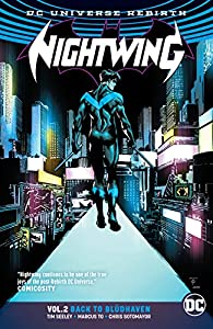Nightwing (2016-) Vol. 2: Back to Bludhaven