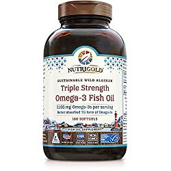 Top 10 Best Selling Fish Oil Supplements Reviews 2020