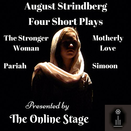 Four Short Plays audiobook cover art