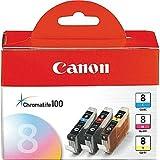 Inkjet Ink Canon Br Ip3500/mp510 1-tri Color Value Pack