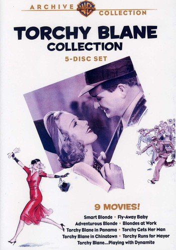 Torchy Blane Collection [Edizione: Stati Uniti] [USA] [DVD]