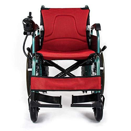 TWL LTD-Wheelchairs la Silla de Ruedas Eléctrica, el Patín Ligero para Discapacitados...