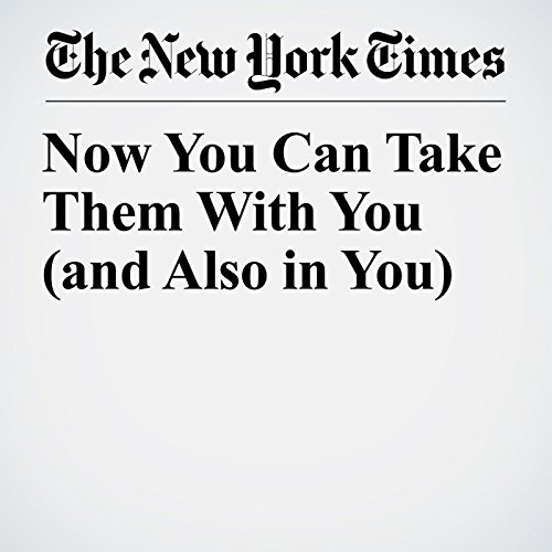 Now You Can Take Them With You (and Also in You) copertina