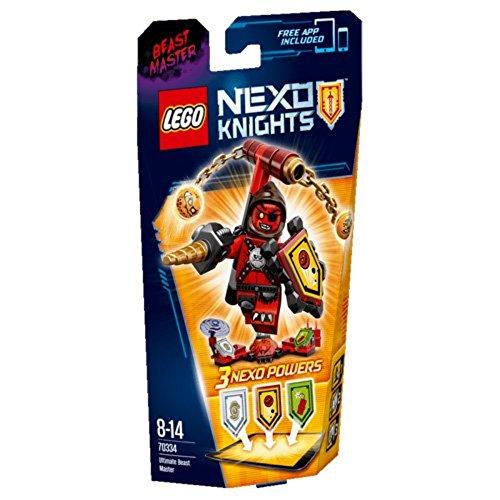 LEGO- Nexo Knights Ultimate Beast Master, Colore Non specificato, 70334