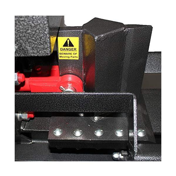 HZC Power HS30244 – Cortador de leña de 30 toneladas