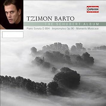 Tzimon Barto: The Schubert Album