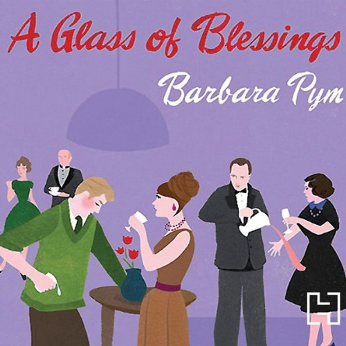 A Glass of Blessings audiobook cover art