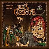 Bewitched Giochi bew00002–Giochi da tavolo, 3Comandamenti, Die