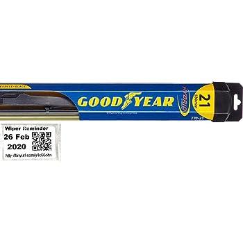 Amazon Com Hybrid Passenger Windshield Wiper Blade For 2007