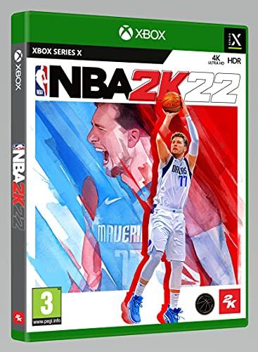Nba 2K22 Xbox Series X Estándar