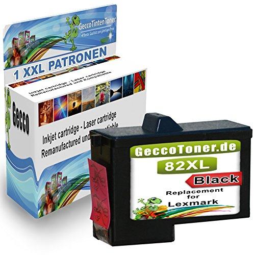 Premium Kompatible Druckerpatrone Als Ersatz für Lexmark 82xl für Lexmark X5100 X5130 X5150 X6100 X6150 X6170 Z55 Z65 Z56 X6190 X5200 X5190 X5170 Z65p Patronen 1x82-lex