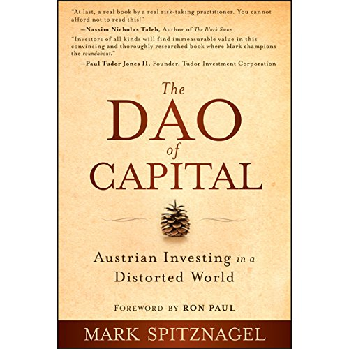 The Dao of Capital audiobook cover art