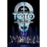 TOTO 35周年アニヴァーサリー・ツアー〜ライヴ・イン・ポーランド 2013【Blu-ray/日本語字幕付】