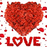 Petalos De Rosa,Petalos Rojos,Petalos De Rosa Naturales,Petalos De Rosa para Bodas,Petalos Aromaticos,Petalos Decoracion,Petalos Romanticas,Petalos San Valentin