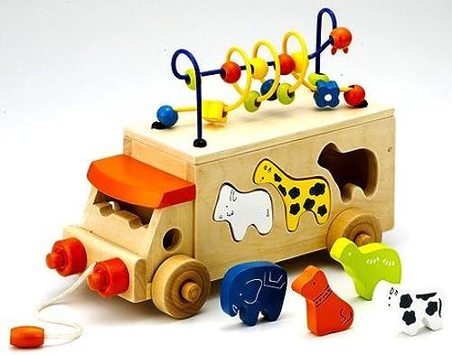 Animal beads bus (japan import)