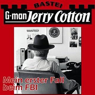 Jerry Cotton: Mein erster Fall beim FBI Titelbild
