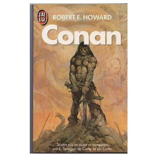 Conan (IMAGINAIRE) [French] 2277217549 Book Cover