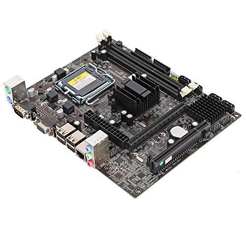 Placa Base de Computadora Placa Base de Escritorio para Intel G41M LGA775 DDR3 1066 / 1333MHz