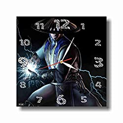 Art time production Mortal Kombat X 11'' Handmade Wall Clock - Get Unique décor for Home or Office – Best Gift Ideas for Kids, Friends, Parents and Your Soul Mates