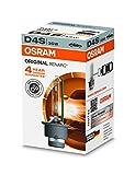 OSRAM XENARC ORIGINAL D4S HID, lámpara de xenón, lámpara de descarga, calidad de equipamiento original (OEM), 66440, estuche (1 unidad)